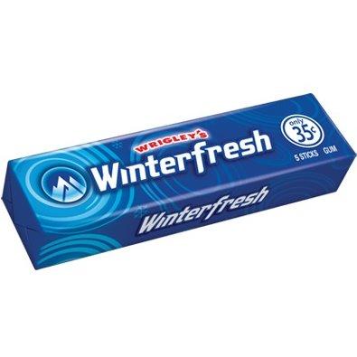 Wrigley's Winterfresh thumbnail