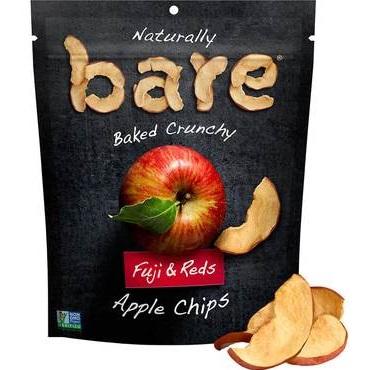 Bare Fruit Fuji Apple Chips thumbnail