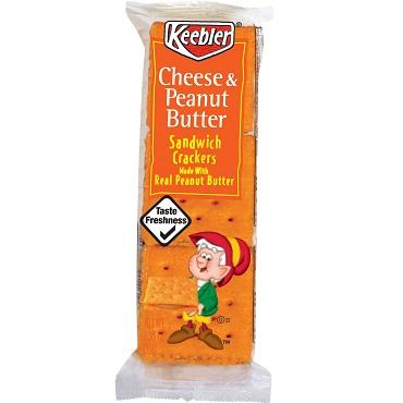 Keebler Cheese PB Crackers thumbnail
