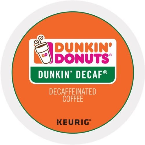 K-Cup Dunkin Decaf Coffee thumbnail
