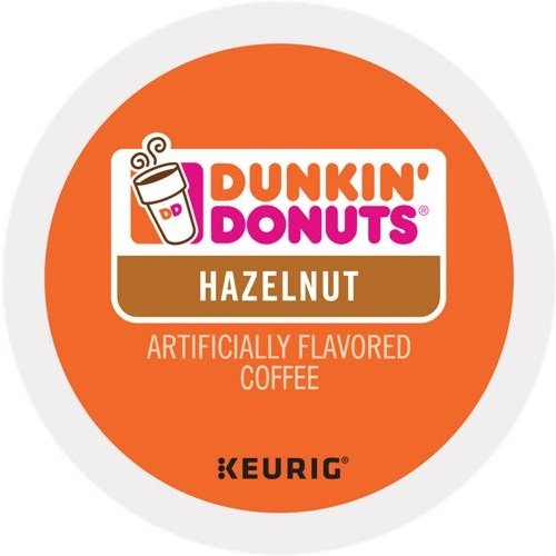 K-Cup Dunkin Hazelnut Coffee thumbnail