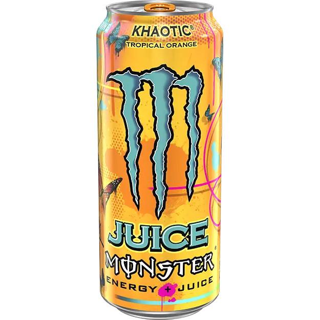 Monster Khaos 16oz thumbnail