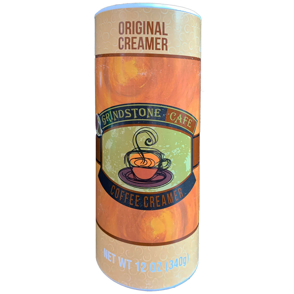 Grindstone Cream Canister 12 oz thumbnail