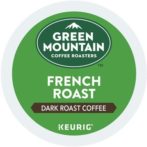 K-Cup Green Mtn French Roast thumbnail