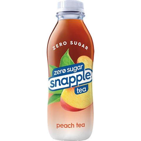 Snapple Diet Peach 16oz thumbnail