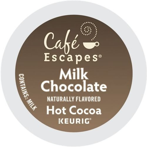 K-Cup Cafe Escapes Hot Cocoa thumbnail