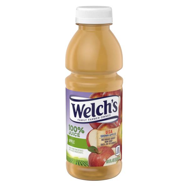 Welch's Apple Juice 16oz thumbnail