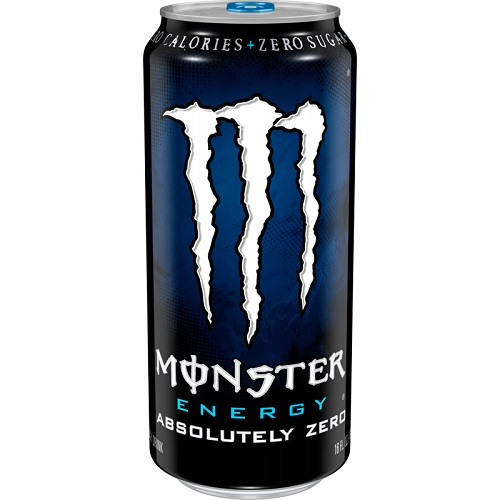 Monster Absolute Zero 16oz thumbnail