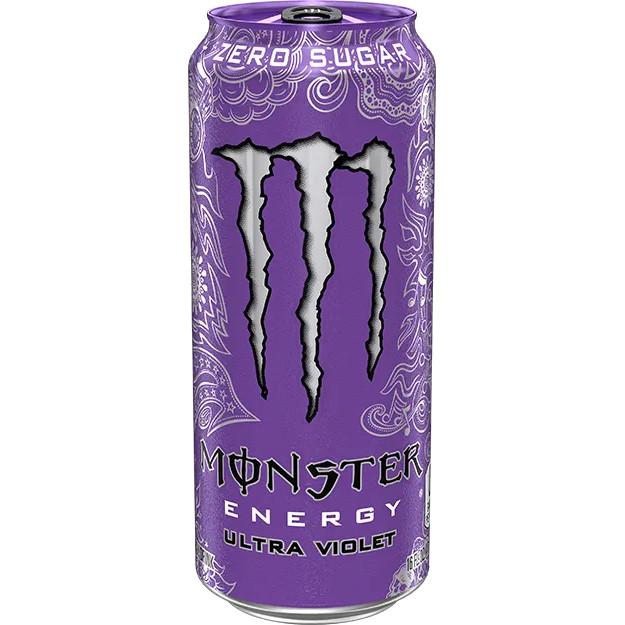 Monster Ultra Violet 16oz thumbnail