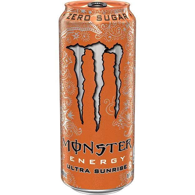Monster Ultra Sunrise 16oz thumbnail