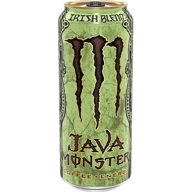 Monster Java Irish 16oz thumbnail