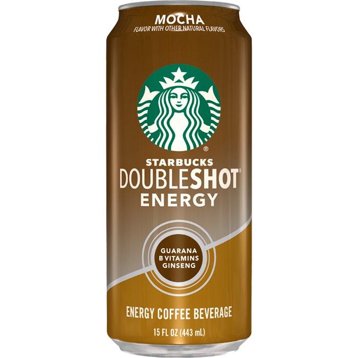 Starbucks Coffee Double Shot Mocha 15oz thumbnail