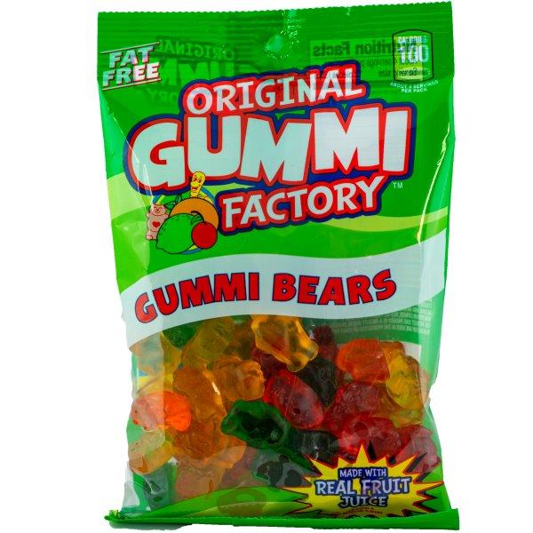 Gummi Factory Bears 4.5oz thumbnail