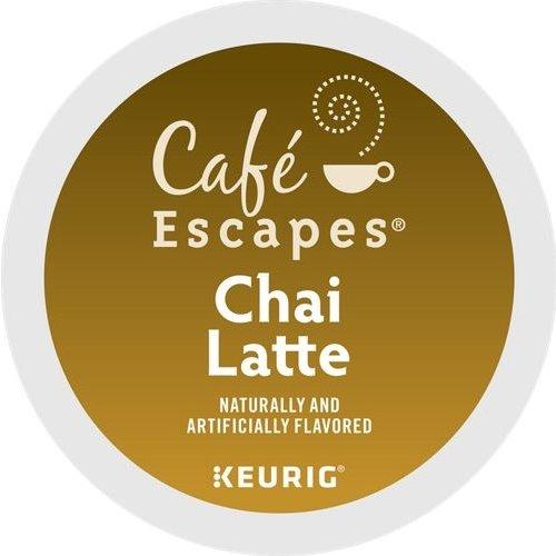 K-Cup Cafe Escapes Chai Latte thumbnail