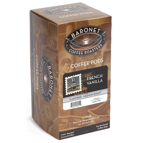 Baronet French Vanilla Pods thumbnail