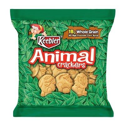 Keebler Elfin Bag Crackers thumbnail