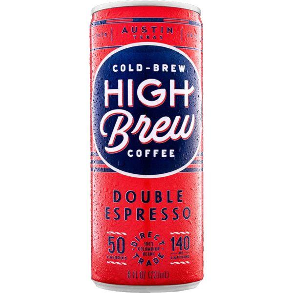 High Brew Coffee Double Espresso thumbnail