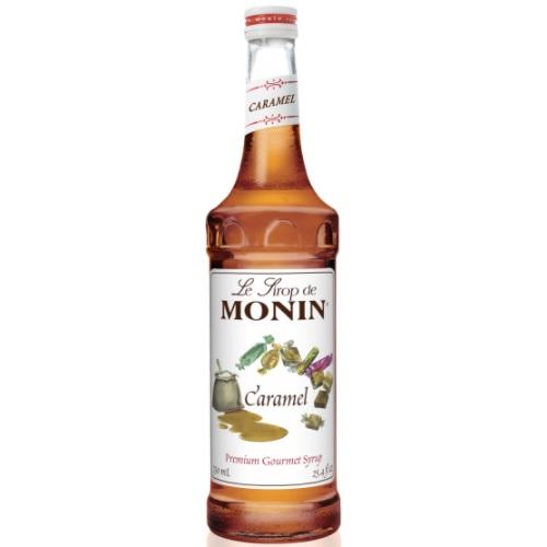 Monin Caramel Syrup thumbnail