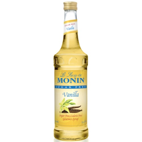 Monin Sugar Free Vanilla Syrup thumbnail