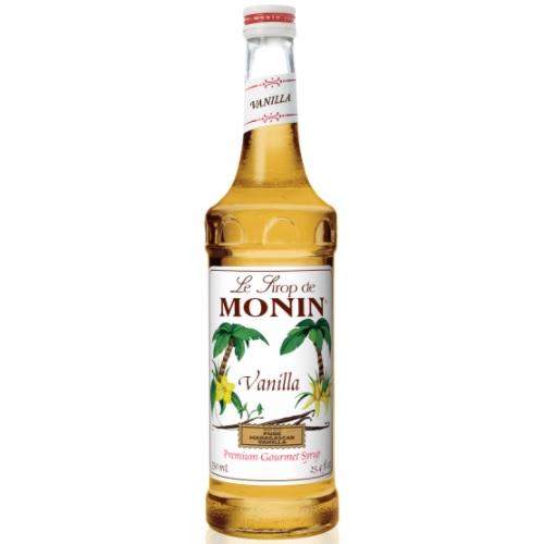 Monin Vanilla Syrup 750ml thumbnail