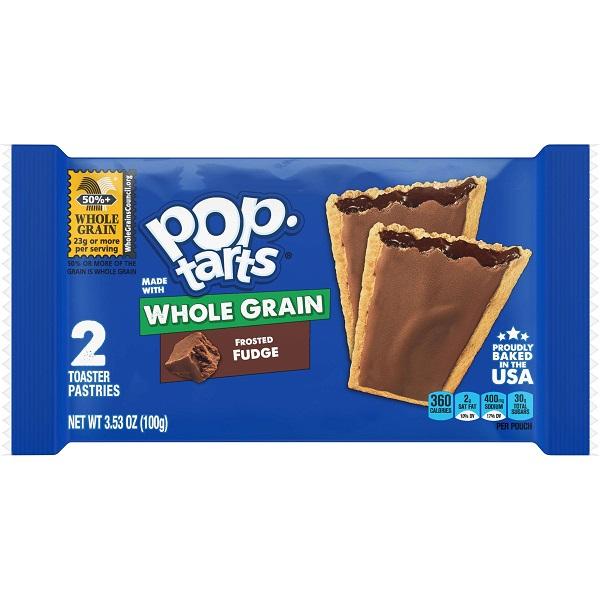 Pop Tarts Whole Grain Fudge 6ct Box thumbnail