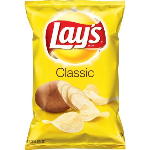 XVL Lays Regular Chips thumbnail