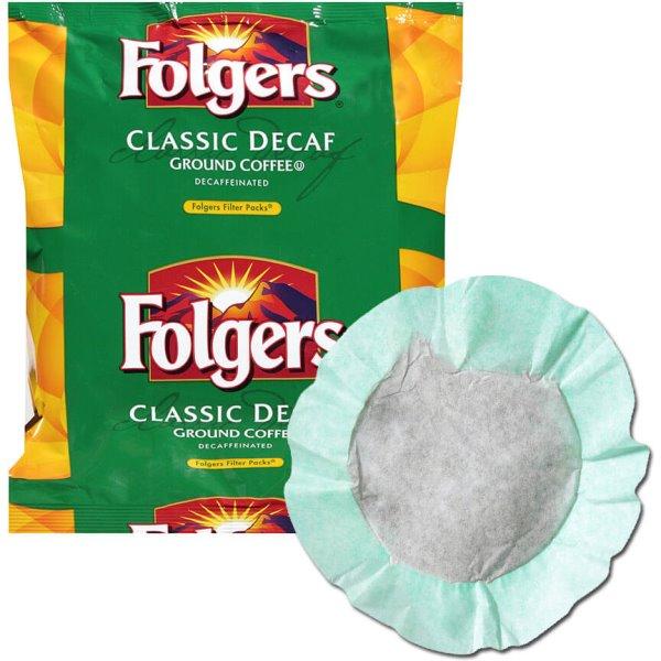 Folgers Filter Pack Decaf 40/.9oz thumbnail