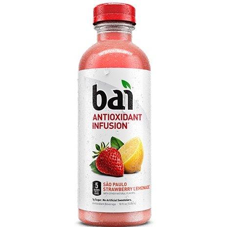 BAI Strawberry Lemonade 18oz thumbnail