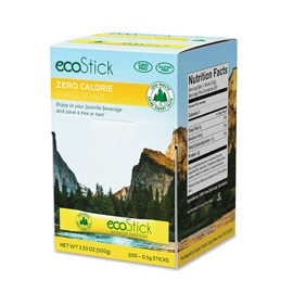 Ecosticks Yellow Sweetener thumbnail