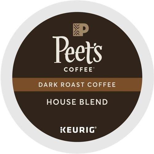 K-Cup Peet's House Blend 88ct thumbnail