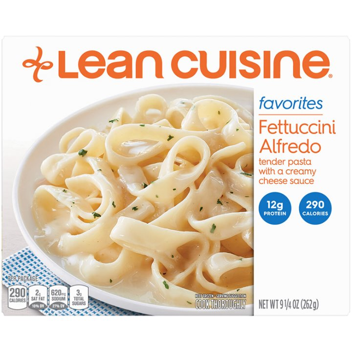 Lean Cuisine Fettuccini Alfredo thumbnail