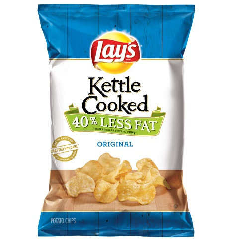LSS Lays Kettle Regular Reduced Fat thumbnail