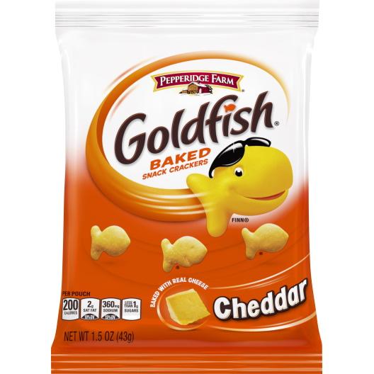 Pepperidge Farm Goldfish 1.5oz thumbnail