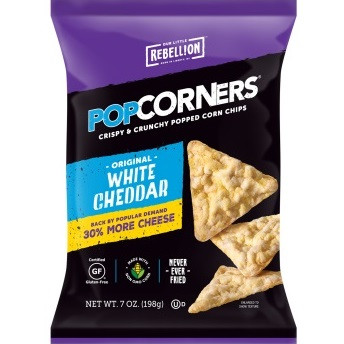 LSS Popcorners Cheddar Feel Good thumbnail