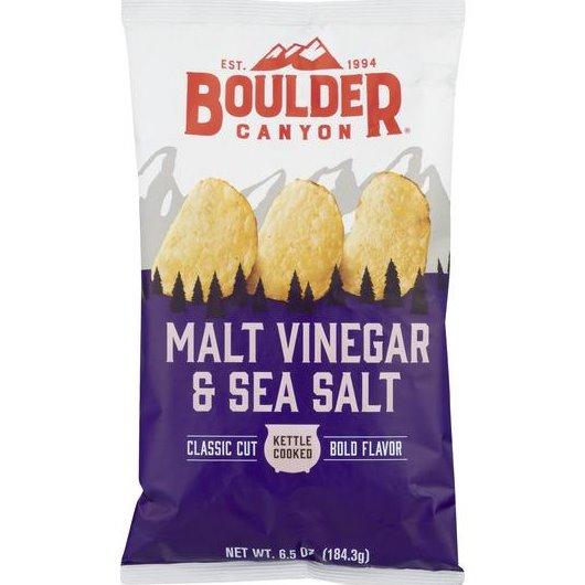 Boulder Canyon Malt Vinegar & Sea Salt 1.5oz thumbnail