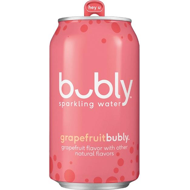 Bubly Grapefruit 12oz thumbnail