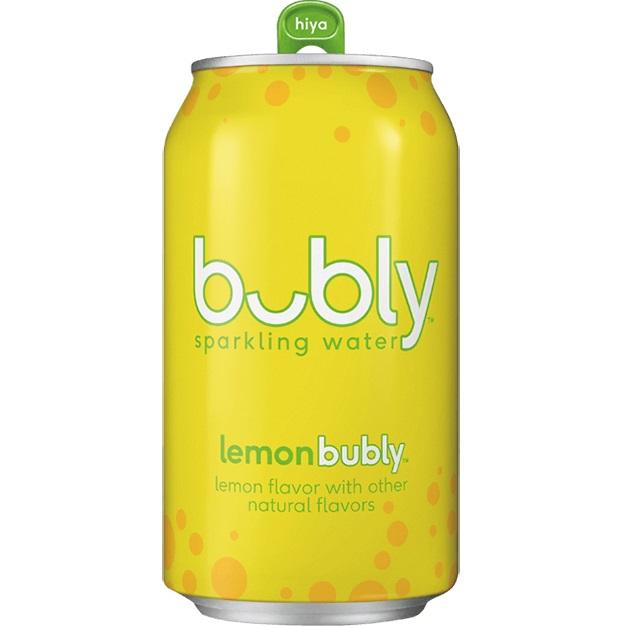 Bubly Lemon 12oz thumbnail