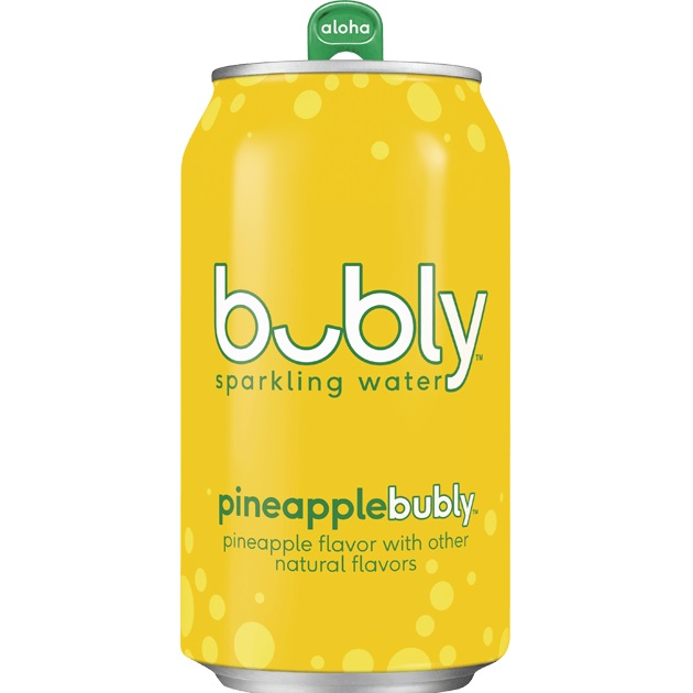 Bubly Pineapple 12oz thumbnail