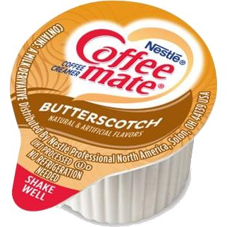 Coffeemate Butterscotch Cream Cups 50ct thumbnail