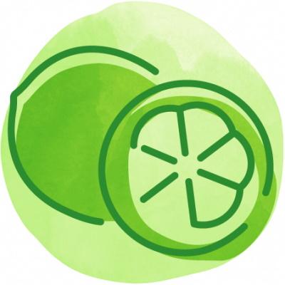 BEVI Key Lime Unsweetened thumbnail