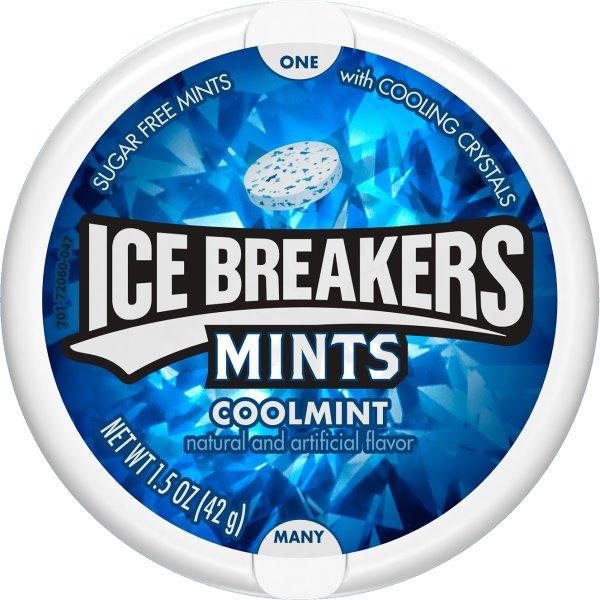 Ice Breaker Sugar Free Mints thumbnail