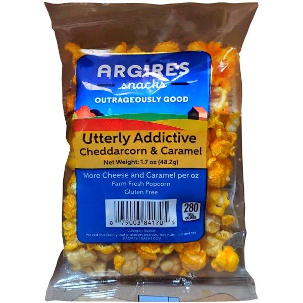 Argires Cheese & Caramel Popcorn thumbnail