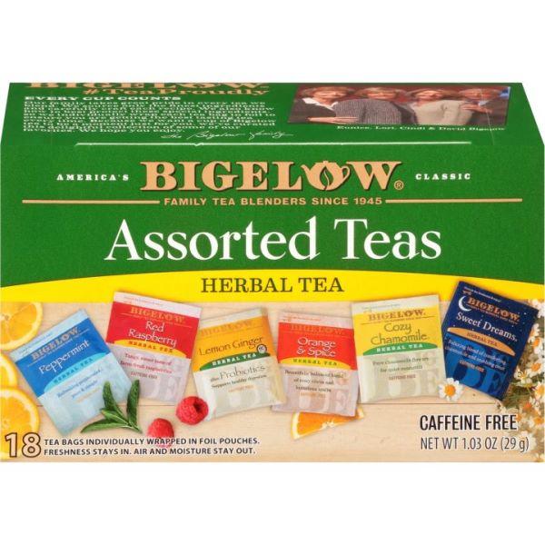 Bigelow Tea 6 Flavor Assorted Bag 28ct thumbnail