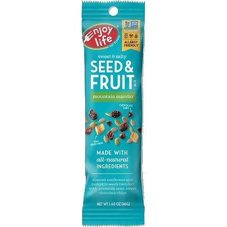 Enjoy Life Mountain Mambo Fruit & Seeds Mix .8oz thumbnail