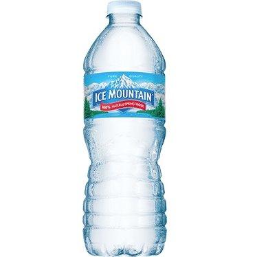 Ice Mountain Water 16.9oz thumbnail
