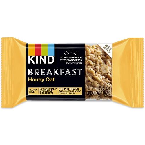 Kind Breakfast Honey Oat thumbnail