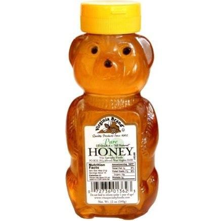 LoveSome Pure Honey Bear 12oz thumbnail