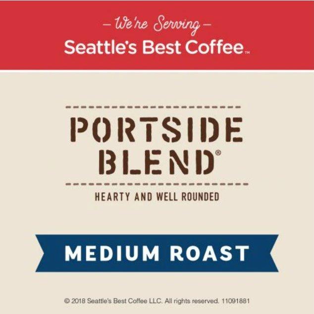 Seattle's Best Portside Blend 18/2oz thumbnail
