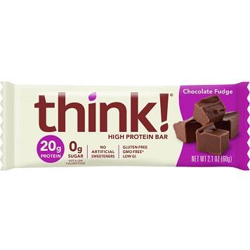 Think Thin Chocolate Fudge 2.1oz thumbnail