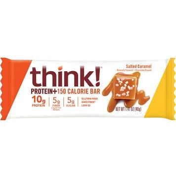 Think Thin Salted Caramel Fiber 1.41oz thumbnail